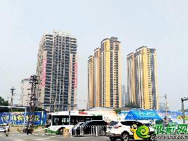 铂尔缦国际公馆实景图(2017.8.4)