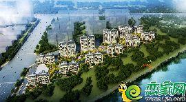 東尚名邸鳥瞰