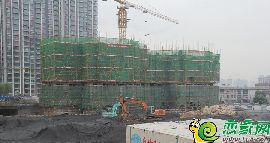 锦绣江南四期实景(2017.8.25)