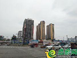 铂尔缦国际公馆实景图(2017.8.29)