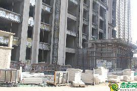 鑫公馆工程进度(2017.9.22)