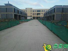 华北汽车城实景图(2017.9.7)