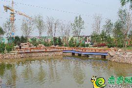 万浩凤凰台园林实景图(2017.8.21)