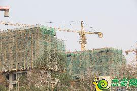 未来城工地实景(2017.9.11)