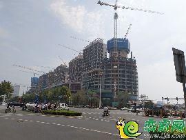 环球中心实景(2017.9.13)