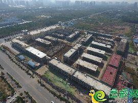 华北汽车城航拍图(2017.9.22)