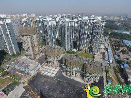 锦绣江南四期航拍实景(2017.9.22)