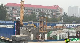 荣盛城实景图(2017.10.15)