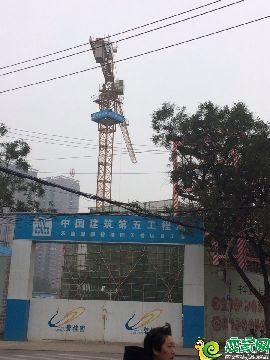 碧桂園天譽實景圖(2017.10.15)