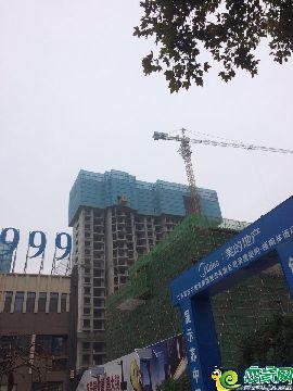梧桐林语工程实景(2017.10.15)