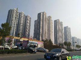 荣盛江南锦苑实景图(2017.10.26)