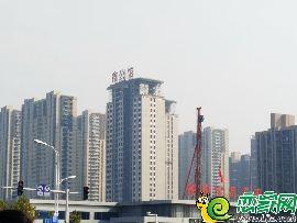 鑫公馆工程进度(2017.10.22)
