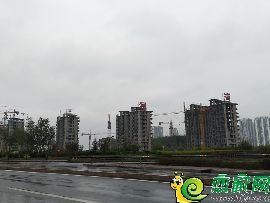 澜湾工地实景图(2017.10.10)