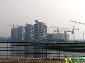 澜湾工地实景图(2017.10.26)