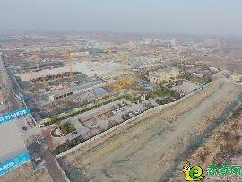 东部美的城航拍实景图(2017.11.22)