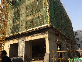 明珠1号工程进度(2017.11.4)