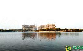 公主湖·温泉小镇实景