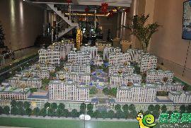 东城首府沙盘