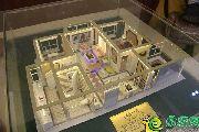 安居新城戶型模型