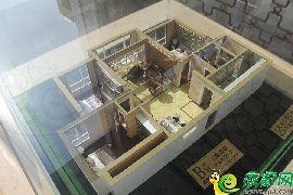 紅郡豪庭戶型模型