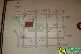 红郡豪庭区位图