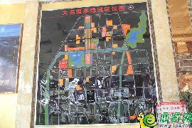 恒基绿城区位图