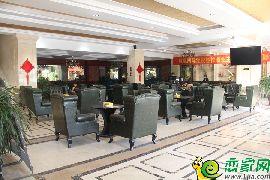 凤凰国际售楼部会客区