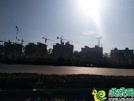 澜湾工地实景图(2017.11.18)