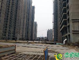 卓冠美景城实景图(2017.11.19)