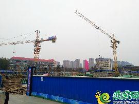 荣盛城实景图(2017.11.21)