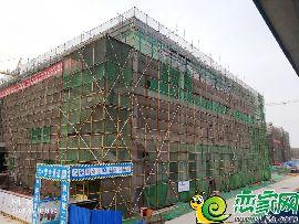金田阳光小商品城实景图(2017.11.22)