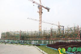 万浩凤凰台工地实景图(2017.11.1)