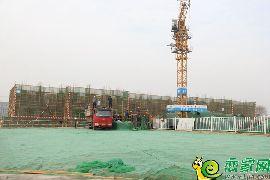 萬浩鳳凰臺工地實景圖(2017.11.1)