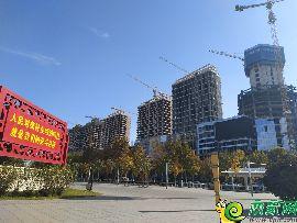 環球中心實景(2017.11.10)
