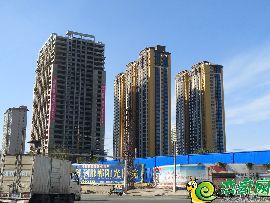 铂尔缦国际公馆实景图(2017.11.10)