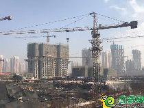 錦尚龍城工地實景圖(2017.11.11)