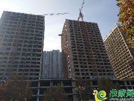 阳光新卓广场实景(2017.11.12)