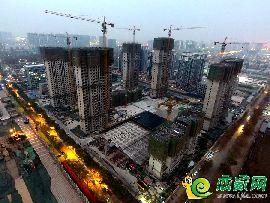 金百合北区实景图(2017.11.21)