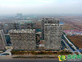 万浩红玺城工地实景(2017.11.21)