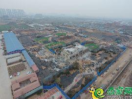 天汇湾航拍实景图(2017.11.21)