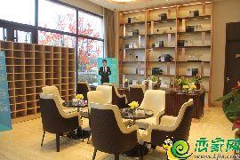 碧桂园天汇湾示范区售楼部实景图