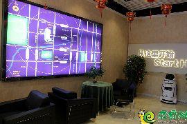 慧谷大厦营销中心内部
