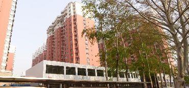 农林路光明街滏阳公园阳光公寓5楼带电梯拎包入住