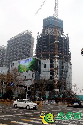 環球中心實景(2018.1.22)
