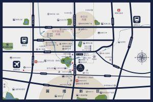 泽信·红熙府区位图