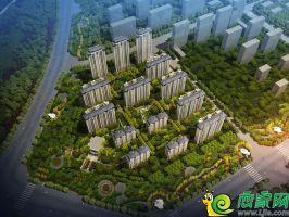 邯郸孔雀城鸟瞰图