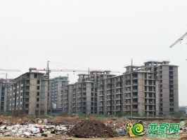 澜湾工地实景图(2018.4.13)