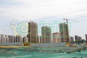 万腾翡翠城工程实景图(2018.4.24)