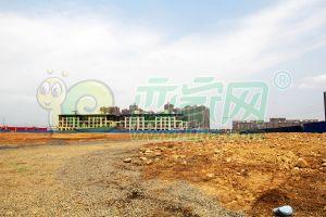 万腾凤凰城工程进度实景图(2018.4.24)