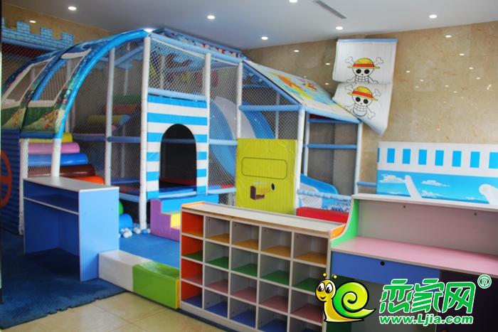 万腾营销中心儿童游乐区
